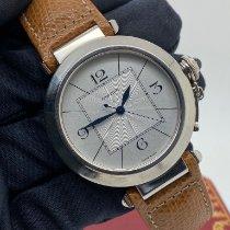 Cartier Paladio Automático Plata usados Pasha