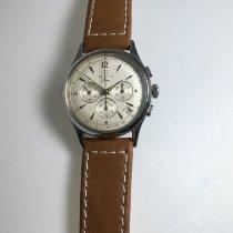 Zenith El Primero Chronograph Stahl 38mm Silber Deutschland, Herrieden