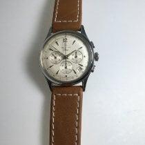 Zenith El Primero Chronograph Acero 38mm Plata