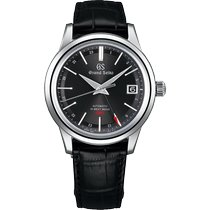 Seiko Grand Seiko Steel 39.5mm Black United States of America, Florida, Boca Raton