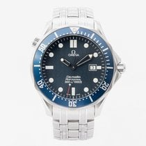 Omega Seamaster Diver 300 M 25418000 Very good Steel 41mm Quartz United Kingdom, Guildford,Surrey