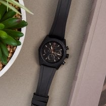 Tudor Fastrider Black Shield Acero 42mm Negro