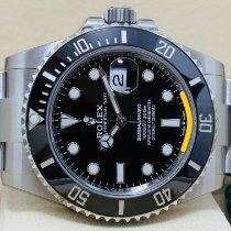 Rolex Submariner Date Steel Black