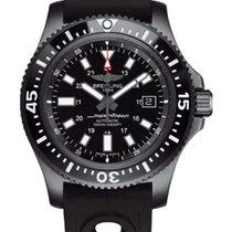 Breitling Superocean 44 nuevo 2016 Automático Reloj con estuche y documentos originales M1739313/BE92