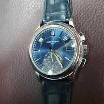 Patek Philippe Annual Calendar Chronograph new Automatic Chronograph Watch with original box and original papers 5905P-001