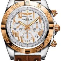 Breitling Chronomat 44 nuevo 2013 Automático Cronógrafo Reloj con estuche y documentos originales CB011012/G677