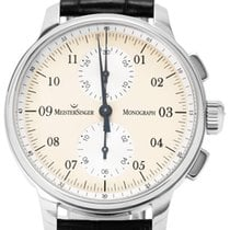 Meistersinger MM103 Very good Steel 42mm Automatic