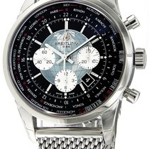 Breitling Transocean Chronograph Unitime Acero 46mm Negro Sin cifras España, Madrid