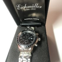 Eichmüller Steel 43mm Quartz new