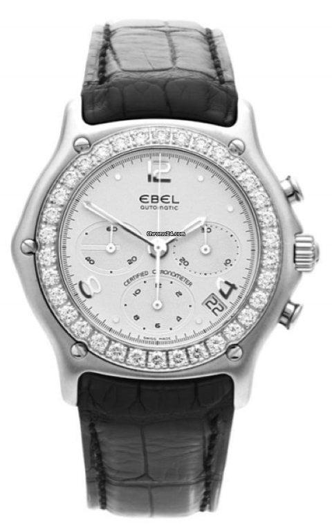 Ebel 1911 E9137247 pre-owned