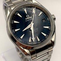 Omega 231.10.42.21.03.003 Acier 2015 Seamaster Aqua Terra 41.5mm occasion