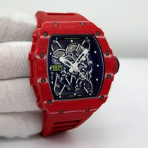 Richard Mille RM 035 RM35-02 Very good Carbon 49.94mm Automatic