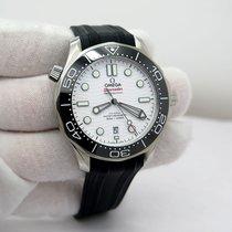 Omega Seamaster Diver 300 M Steel 42mm White No numerals United States of America, Florida, Orlando