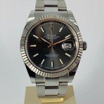 Rolex Datejust nuevo 2017 Automático Reloj con estuche y documentos originales 126334