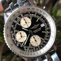 Breitling Old Navitimer Steel Black Arabic numerals United States of America, Michigan, Birmingham