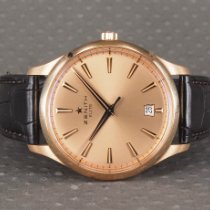 Zenith Captain Central Second Or rose Or