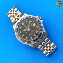 Rolex GMT-Master Steel 40mm Black No numerals United States of America, Florida, Coral Gables