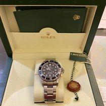 Rolex Sea-Dweller 4000 Ατσάλι 40mm Μαύρο Xωρίς ψηφία Ελλάδα, AIGION