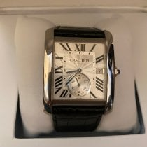 Cartier Tank MC Steel 34mm Silver Roman numerals United States of America, Colorado, Arvada
