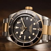 Tudor Black Bay S&G Gold/Steel 41mm Black No numerals United States of America, California, Sacramento