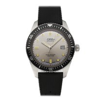 Oris Divers Sixty Five 01 733 7720 4051-07 4 21 18 pre-owned