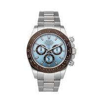 Rolex Daytona Platinum 40mm Blue No numerals United States of America, Pennsylvania, Bala Cynwyd