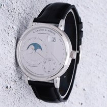 A. Lange & Söhne Platinum 41mm Manual winding 139.025 pre-owned