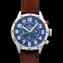 Juventud suma cueva  Tommy Hilfiger Herrenuhr Multifunktion 46mm 5atm Trent 1791066 | Tommy  Hilfiger Reference Ref ID 1791066 Watch at Chrono24