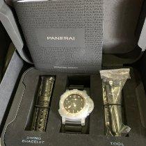Panerai Titanium 47mm Automatic PAM 01305 new Indonesia, 12810