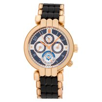 Harry Winston Premier Rose gold 38mm Silver Arabic numerals United States of America, Florida, Surfside