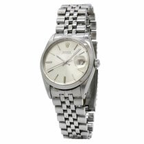 Rolex Oyster Precision Steel 34mm United States of America, New York, New York