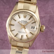 Rolex Oyster Perpetual Lady Date 25mm Argent