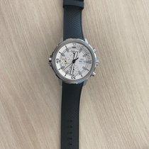 IWC Aquatimer Chronograph nuevo 2017 Automático Cronógrafo Reloj con estuche original IW376801
