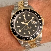 Rolex GMT-Master II 16713 2002 pre-owned
