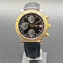 Paul Picot Gold/Steel 213-400-5009 pre-owned