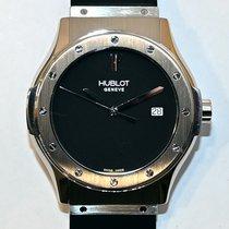 Hublot Steel 41mm Quartz B1905.1 pre-owned