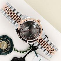 Rolex Datejust Or/Acier 31mm Gris