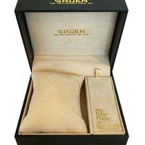 Gruen Parts/Accessories Men's watch/Unisex 69690 pre-owned