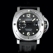 Panerai Luminor Submersible Steel 44mm Black Arabic numerals South Africa, Pretoria