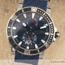 Ulysse Nardin Hammerhead Shark Or/Acier 45mm Bleu