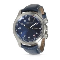 Bremont MB Steel 42mm Blue Arabic numerals United States of America, New York, New York