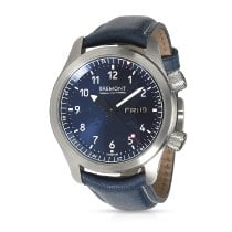 Bremont MB Steel 42mm Blue Arabic numerals