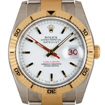 Rolex Datejust Turn-O-Graph new 2003 Automatic Watch only Rolex Datejust Turn-O-Graph 116263