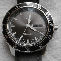 Sinn new Automatic Display back Only Original Parts 41mm Steel Sapphire crystal