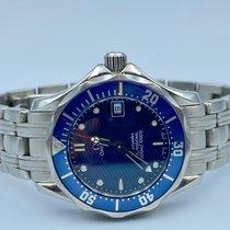 Omega Seamaster Diver 300 M Acier Bleu