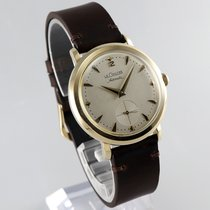 Jaeger-LeCoultre Gold/Steel 34.5mm Automatic 977-122 pre-owned