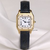 Cartier Santos (submodel) Yellow gold 23mm