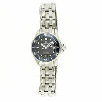 Omega Seamaster Diver 300 M Steel 28mm Blue