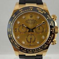 Rolex Daytona Or jaune 40mm Champagne