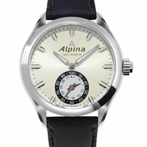 Alpina Horological Smartwatch Steel 44mm Silver United States of America, New York, Monsey